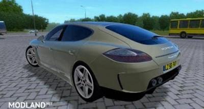 Porsche Panamera Turbo [1.3], 3 photo